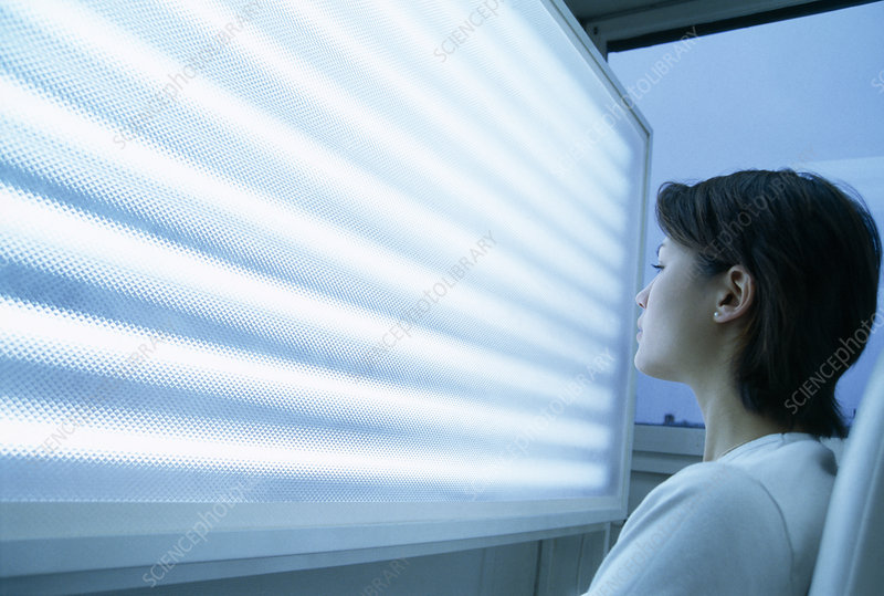 Phototherapy Stock Image M744 0165 Science Photo Library