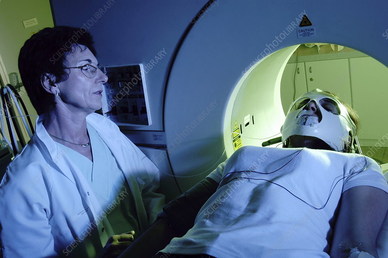 CT scanning during hypnosis