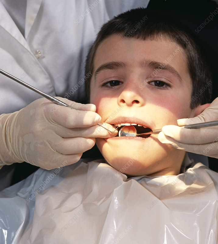 Dental check-up