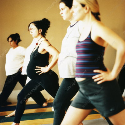 Favourite views Yoga class for pregnant women these