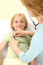 Paediatric examination