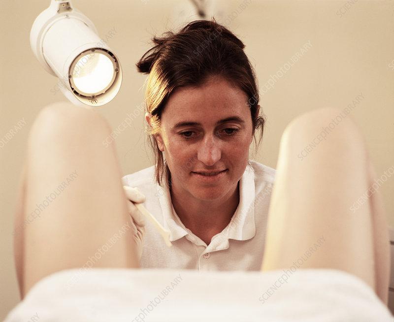 Cervical smear