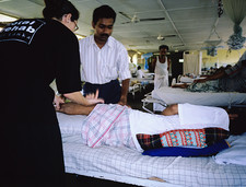 Spinal injury ward