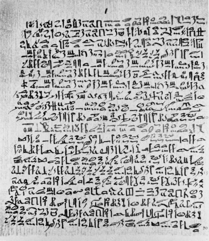 Ebers Papyrus, Ancient Egyptian medicine