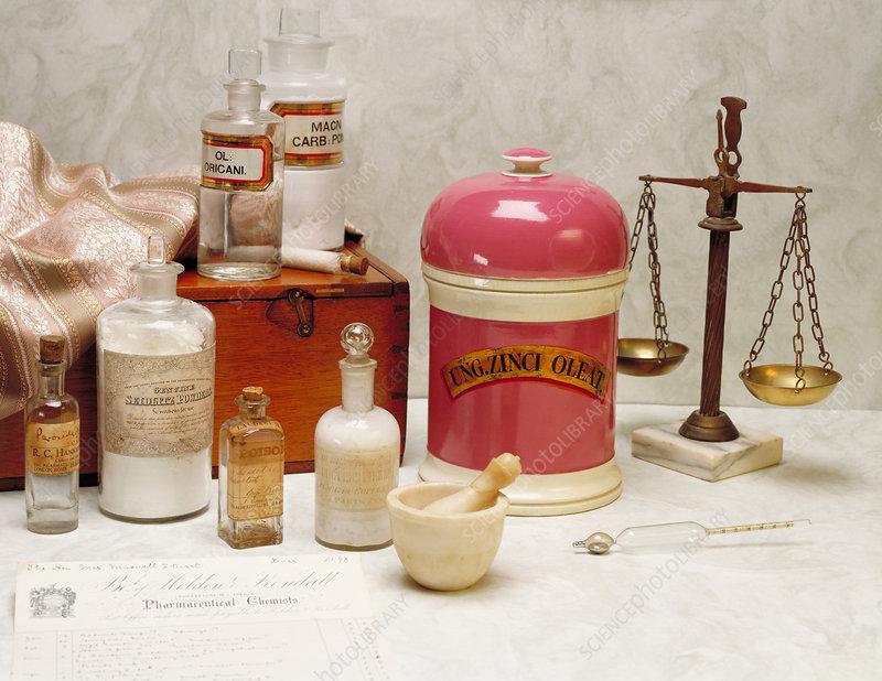 Pharmaceutical chemists