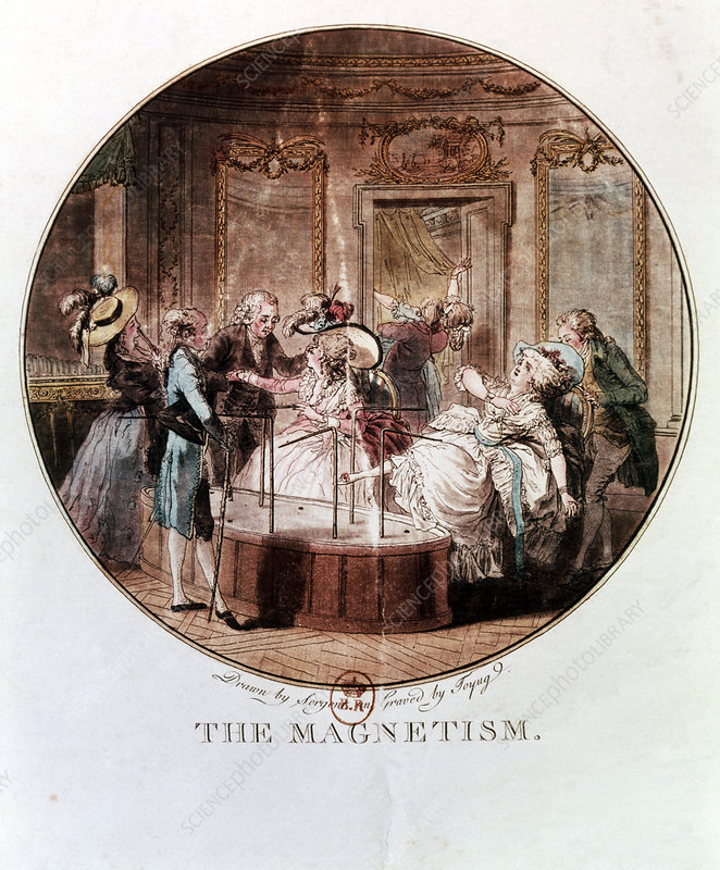 The use of hypnotism as an alternative method of treatment in the medical field