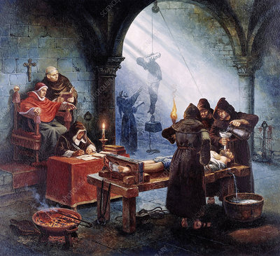 Inquisition in the Catholic Church