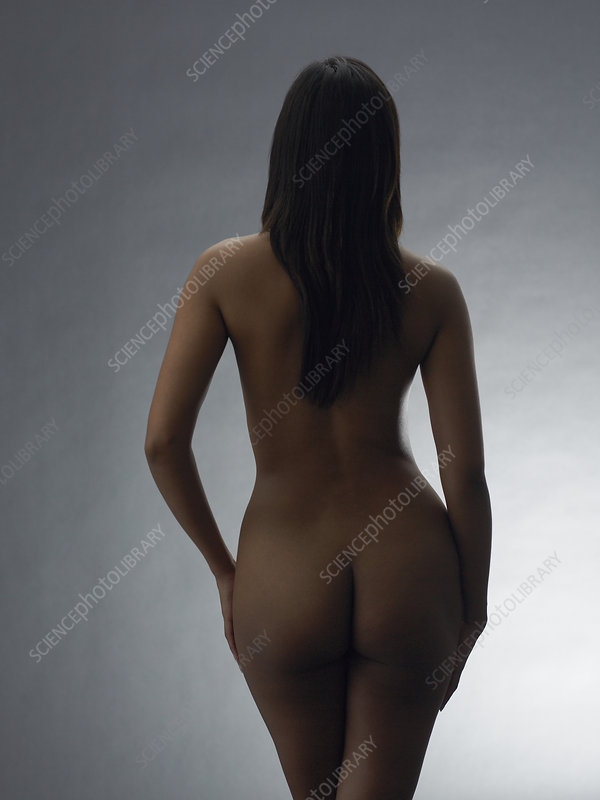 picture of a naked women science