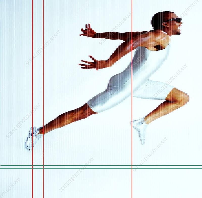 Sprint photo finish