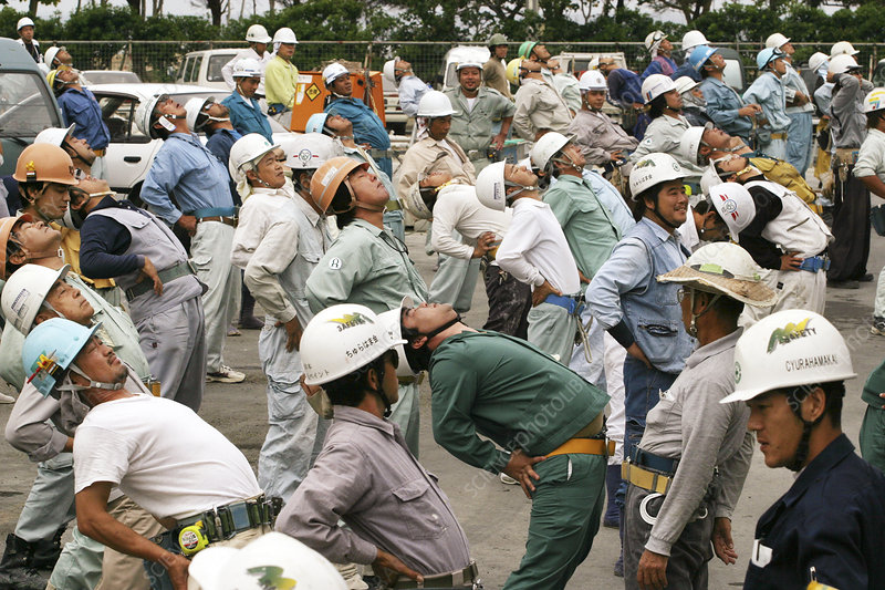 Japanese corporate exercise