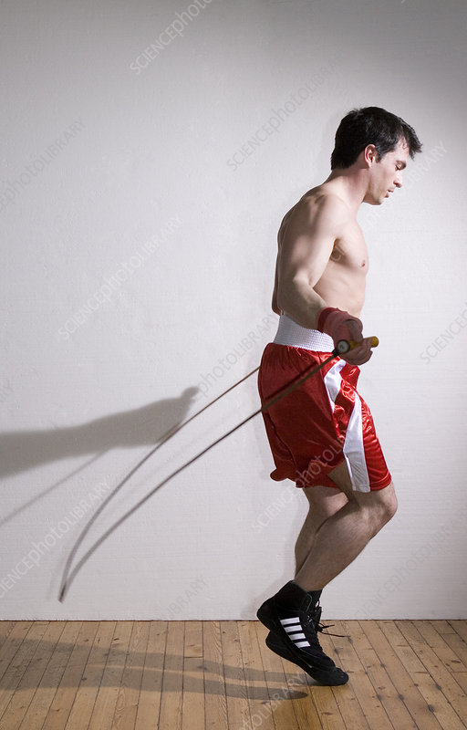 Boxer skipping