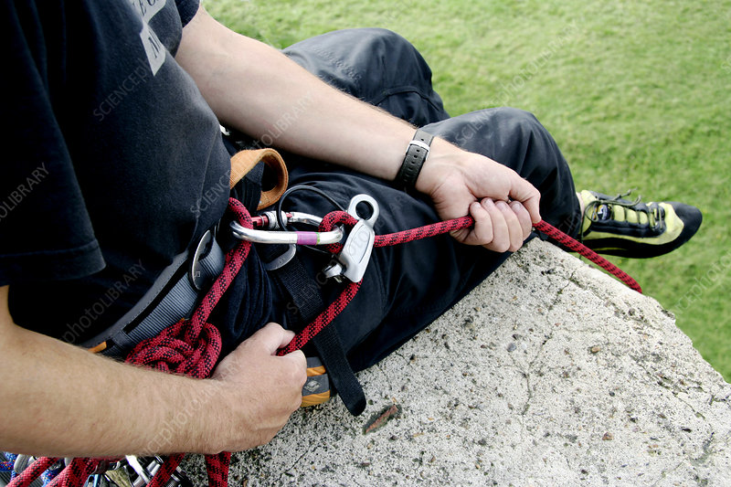 Rock climbing safety