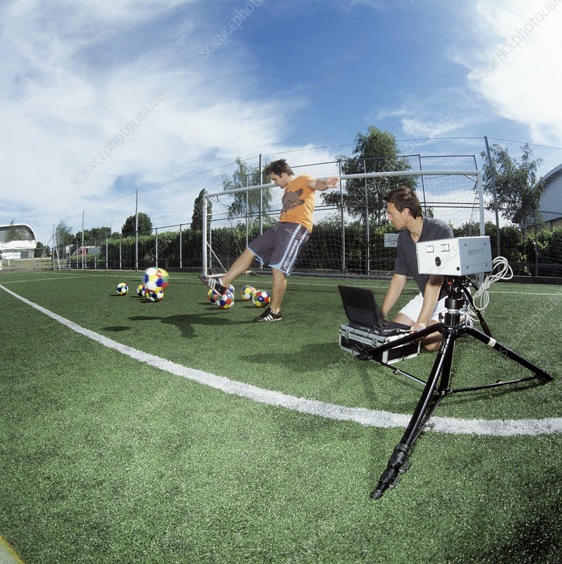 Sports technology research