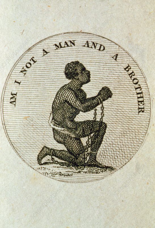 1790 anti-slavery engraving