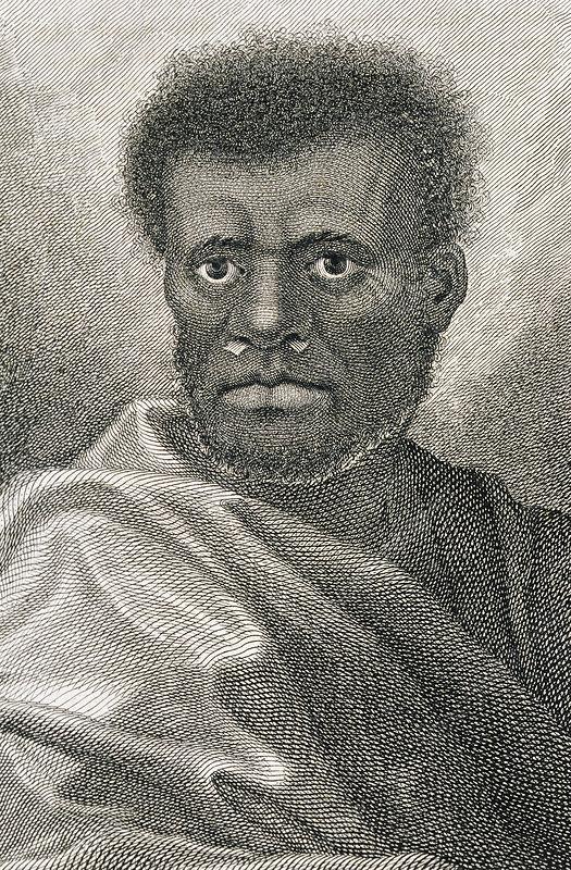Native of Malekula, 1777