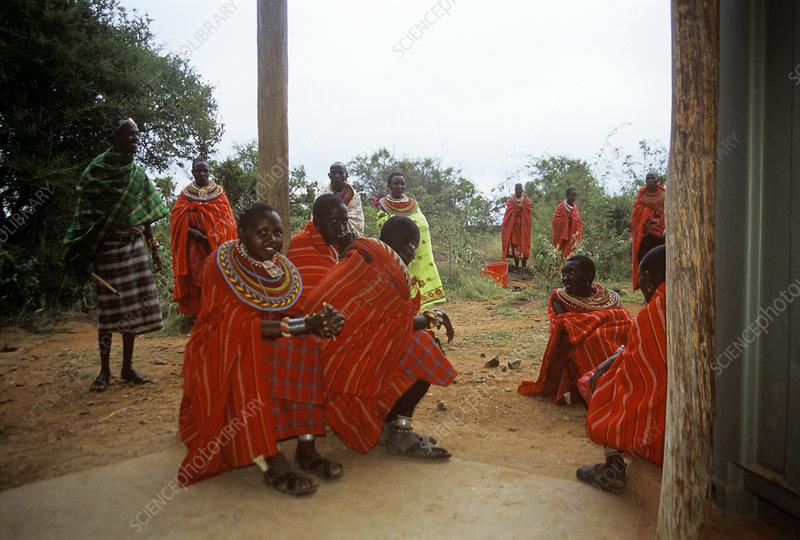 Samburu people, Kenya