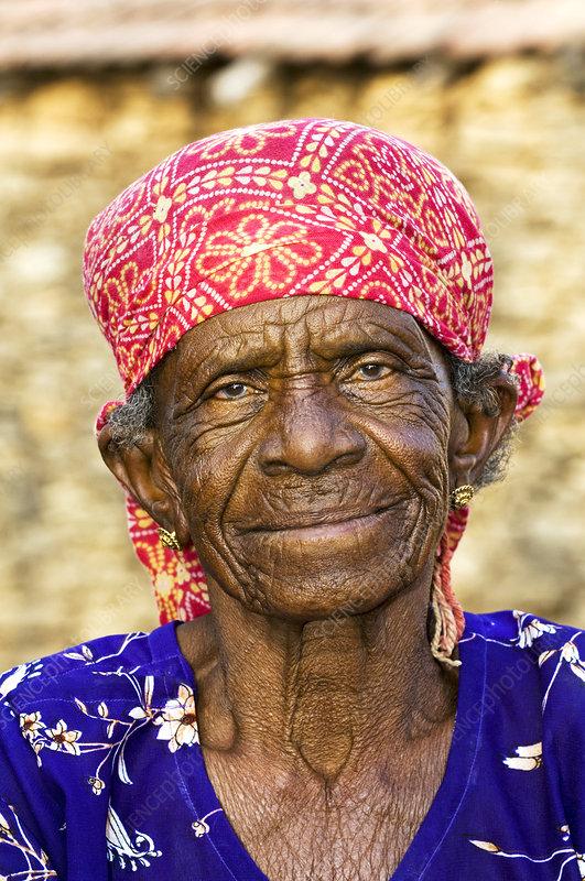 Siddhi woman