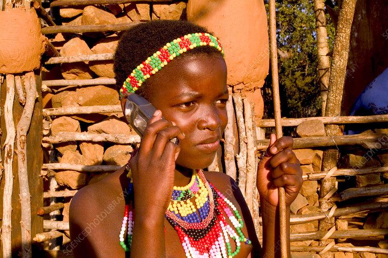 Zulu Child