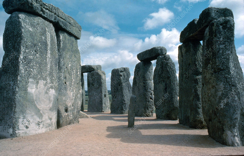 'Stonehenge, England, United Kingdom'