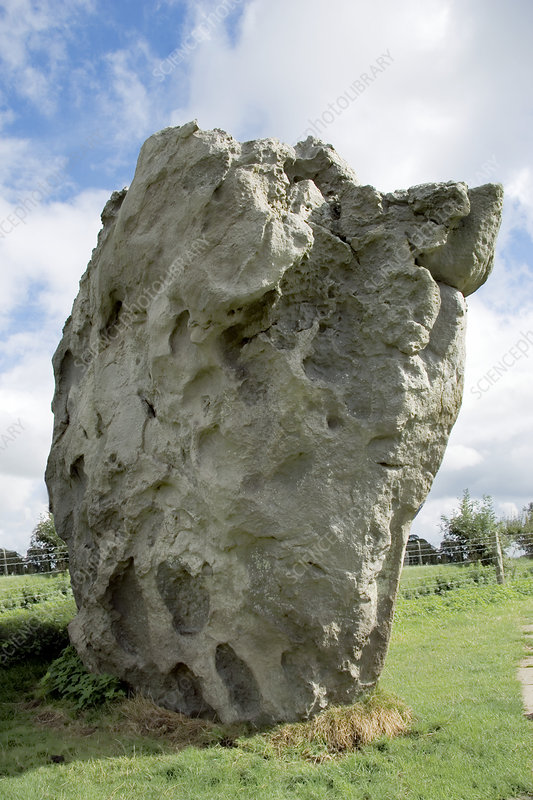 Neolithic standing stone