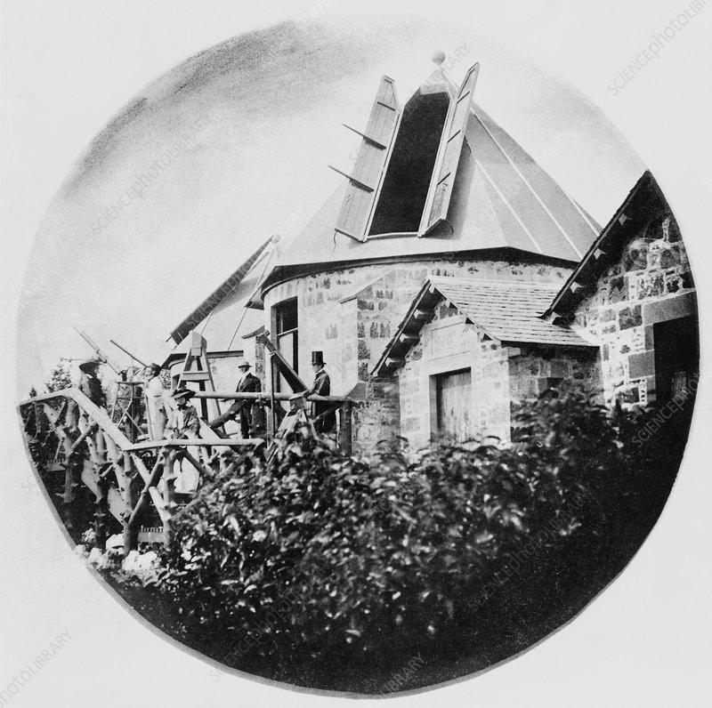Ochtertyre Observatory, Scotland