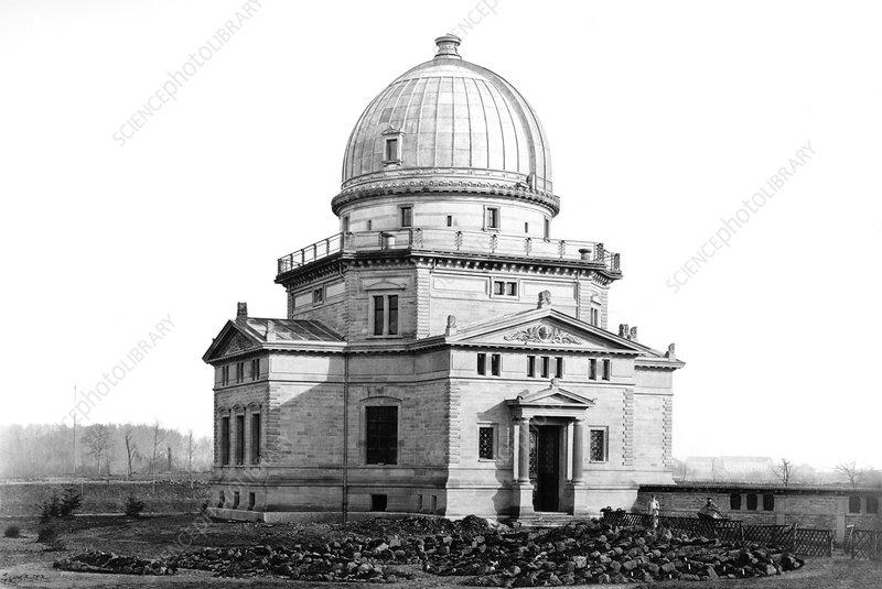 Strasbourg Observatory, France