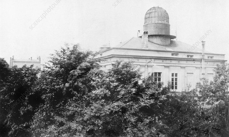 Royal Observatory of Brussels, 1881