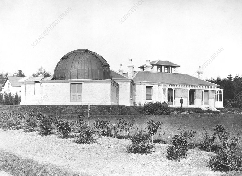 Roberts' observatory, Sussex, England