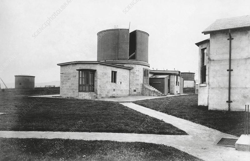 Dunecht Observatory, Scotland