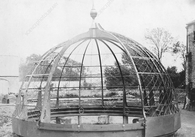 Astronomical dome construction