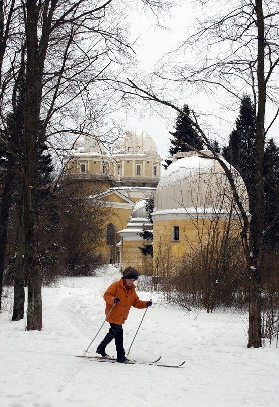 Pulkovo Observatory, Russia, 2007