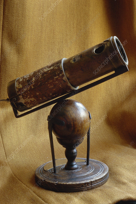 Newton's second telescope