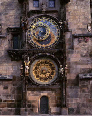 Astronomical Clock, Prague