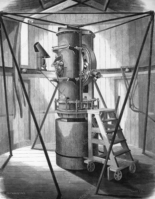 Airy's altazimuth instrument