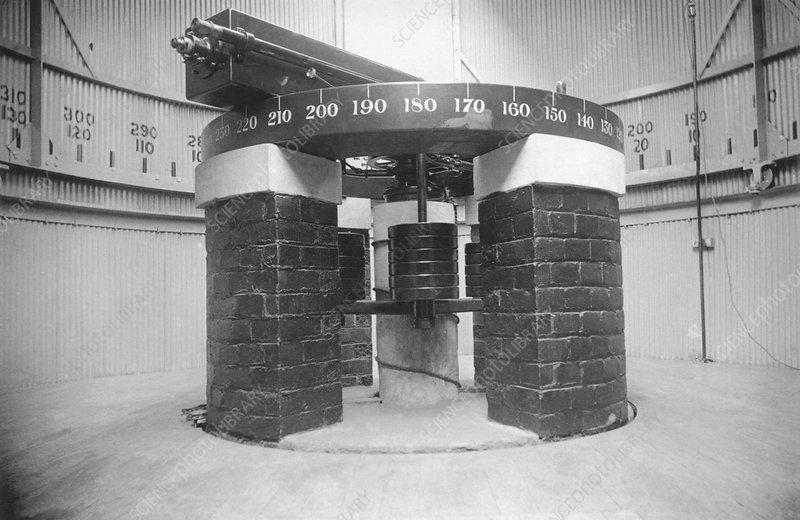 Almucantar instrument, Case Observatory