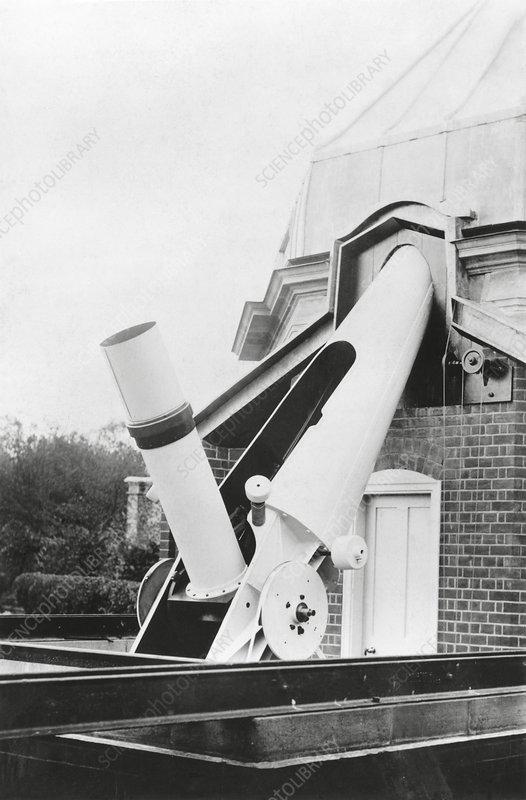 Sheepshanks telescope, Cambridge
