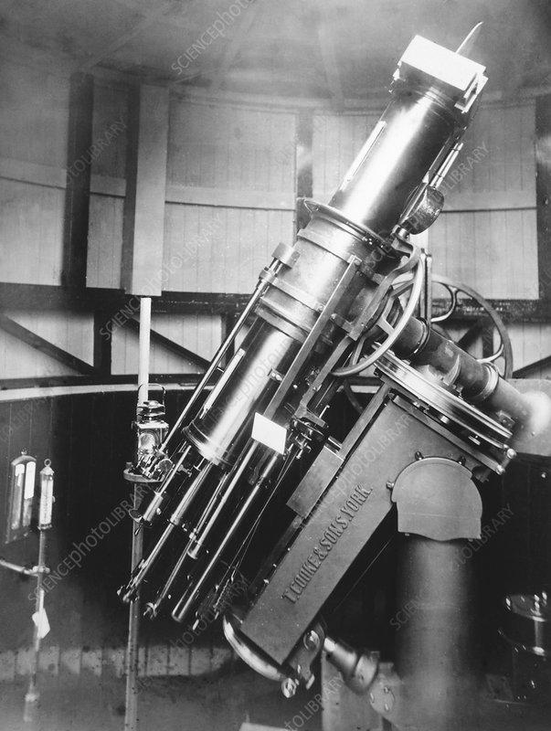 Lord Lindsay's heliometer