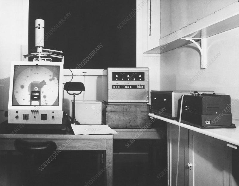 Iris photometer, Edinburgh Observatory
