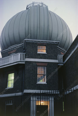 Old Royal Greenwich Observatory