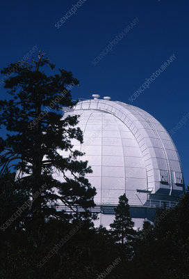 Mt. Wilson Observatory, California