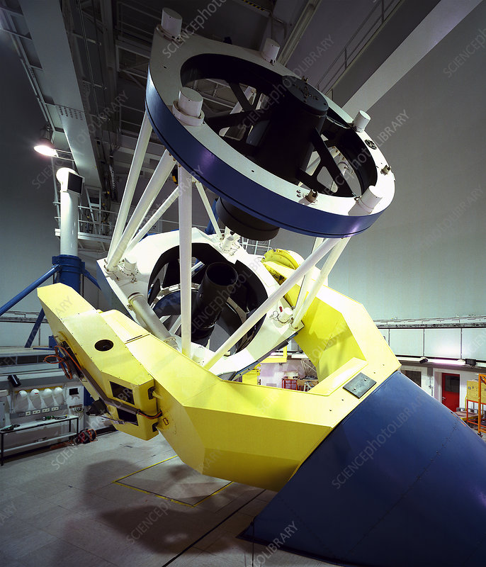 2.2-metre optical telescope