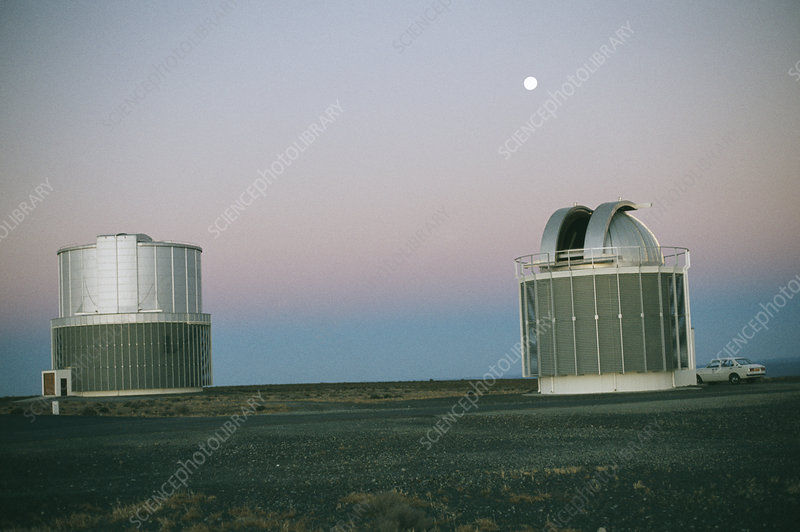 South African observatories