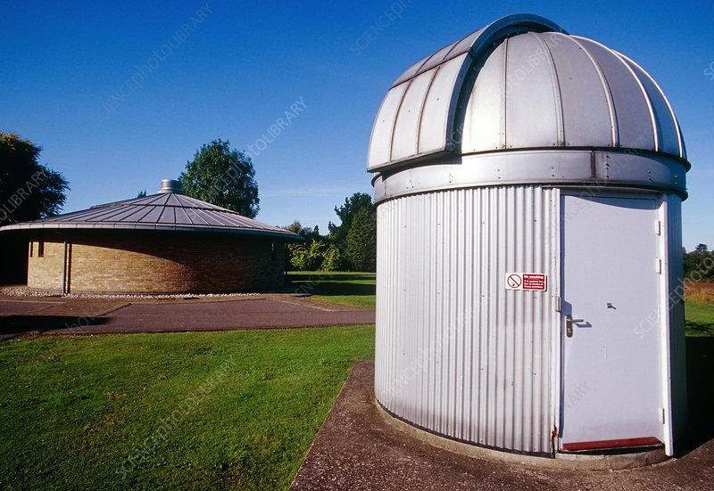University of Hertfordshire observatory