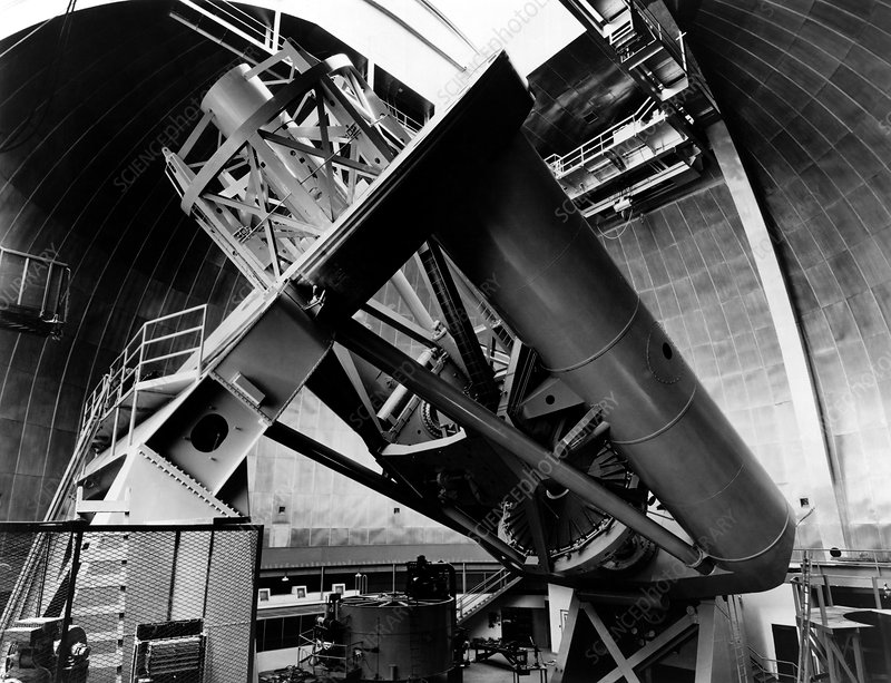 The 200-inch Hale telescope