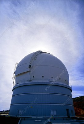 William Herschel Telescope at La Palma