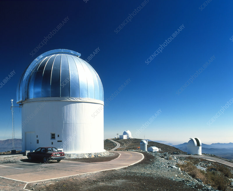 Swope 1-metre telescope at Las Campanas, Chile