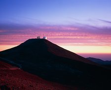 Site of the Very Large Telescope at Cerro Paranal