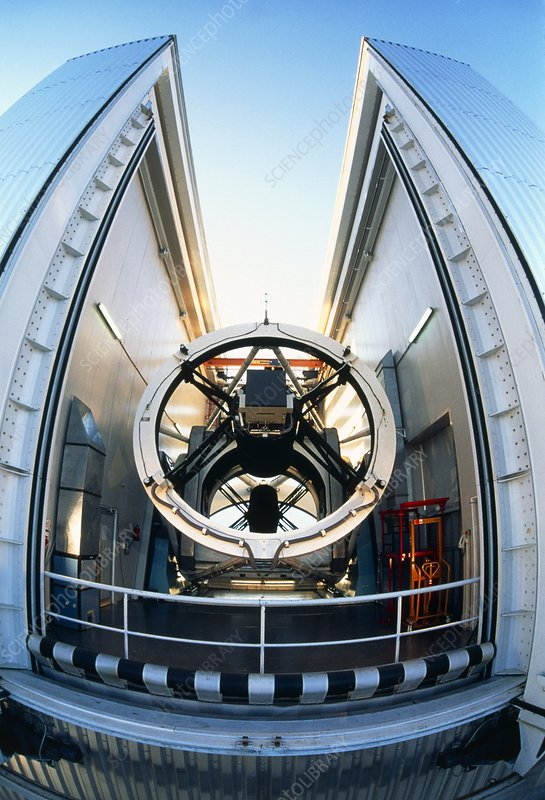 New Technology Telescope at La Silla, Chile