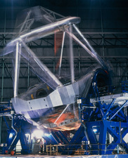 Mirror mount testing for the Very Large Telescope