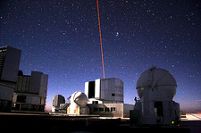 Laser Guide Star for Very Large Telescope